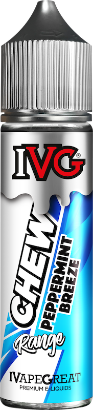 IVG Chews Shortfill - Peppermint Breeze