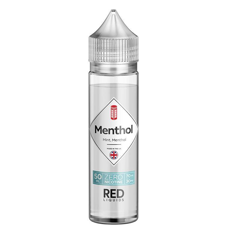 RED Classic Shortfill - Menthol