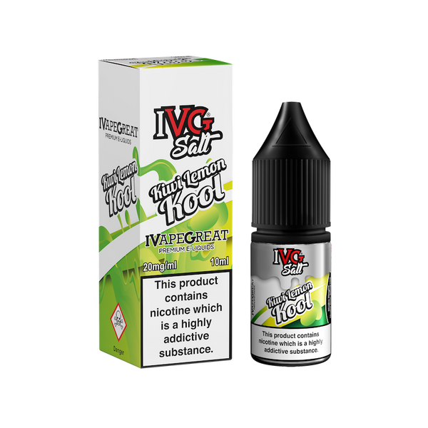 IVG Salts - Kiwi Lemon Kool
