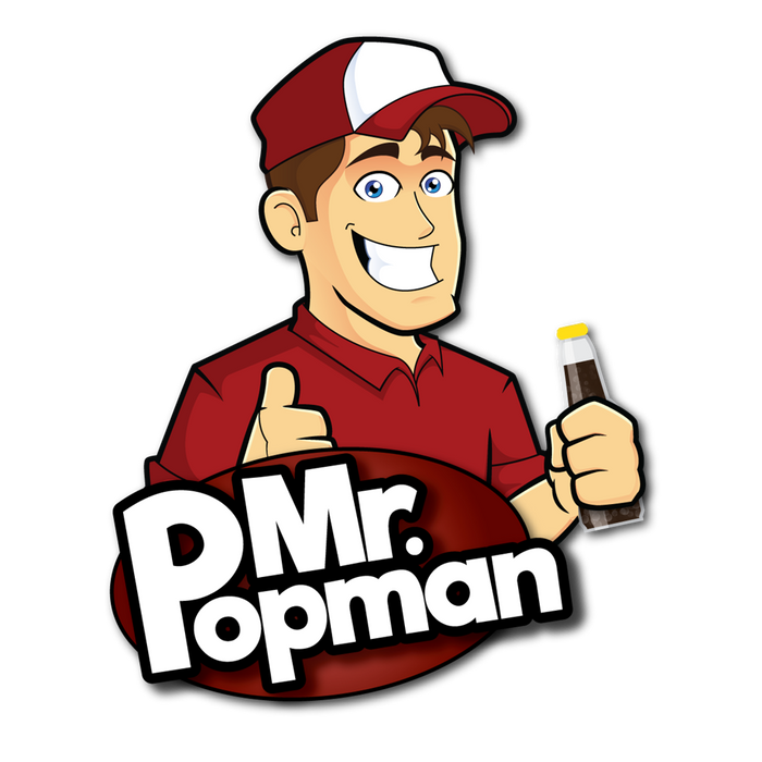 Mr Popman Shortfill - Cherry Cold