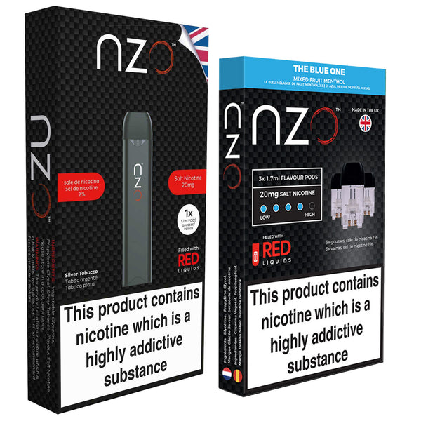 nzo Device + Pod Bundle