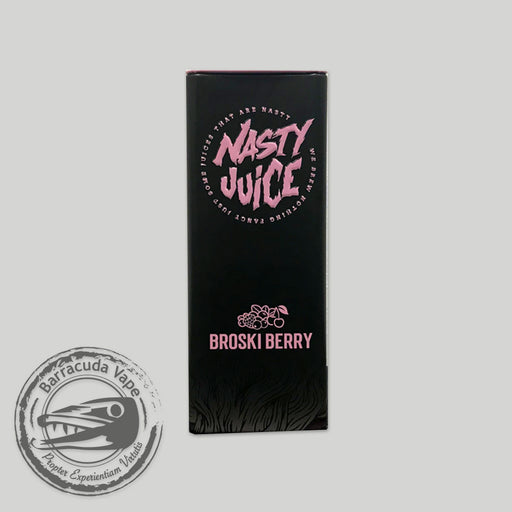 Nasty Juice Berry Shortfill - Broski Berry