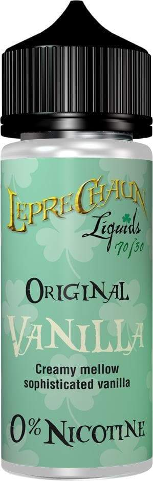 Leprechaun Original Shortfill - Vanilla