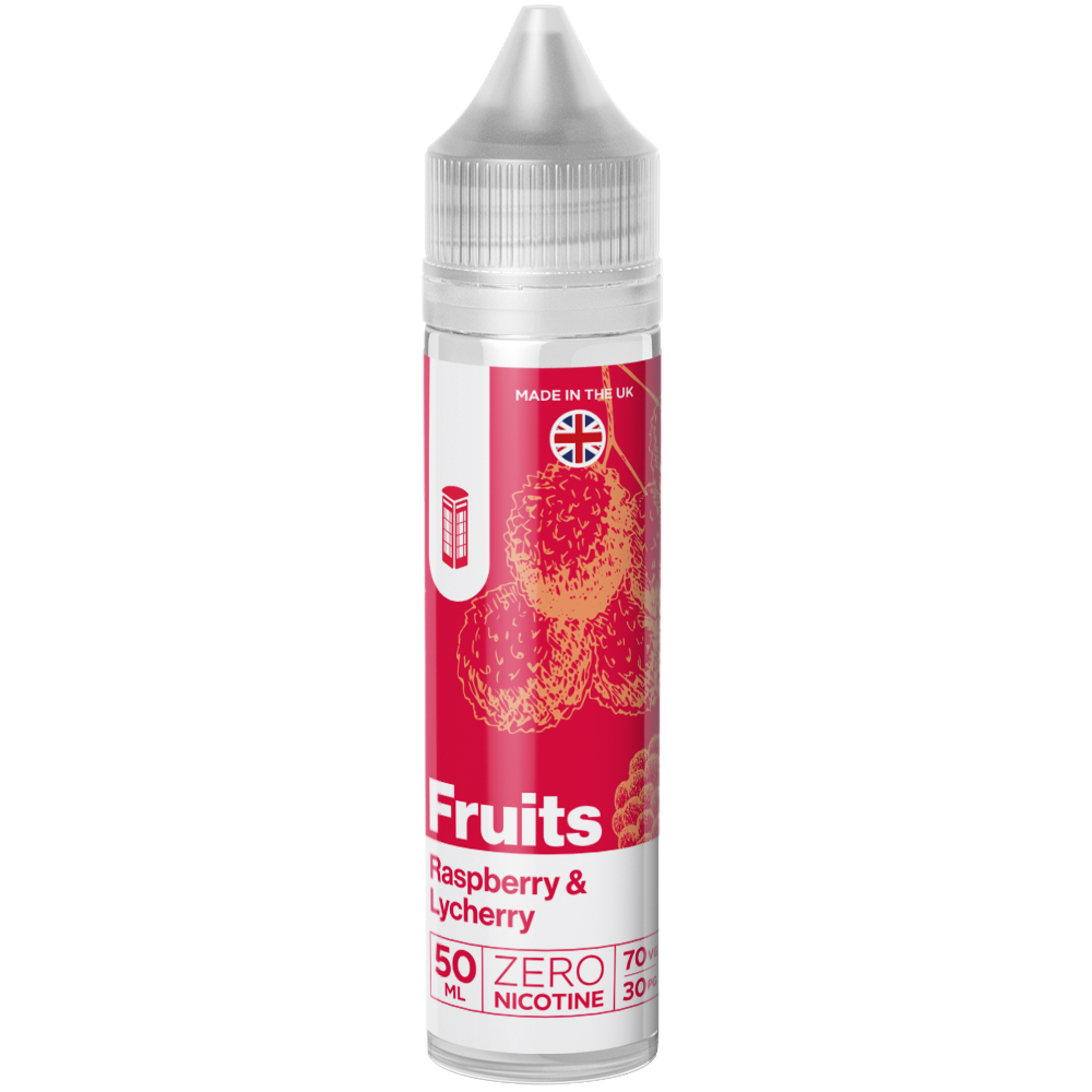 RED Fruit - Raspberry and Lycherry Shortfill