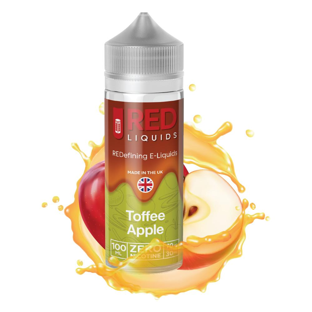 RED Desserts Shortfill - Toffee Apple