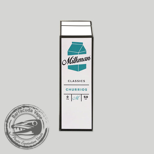 The Milkman Shortfill - Churrios