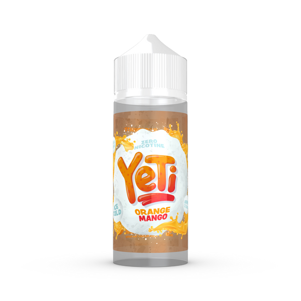 Yeti Fruit Ice Shortfill - Orange Mango Ice