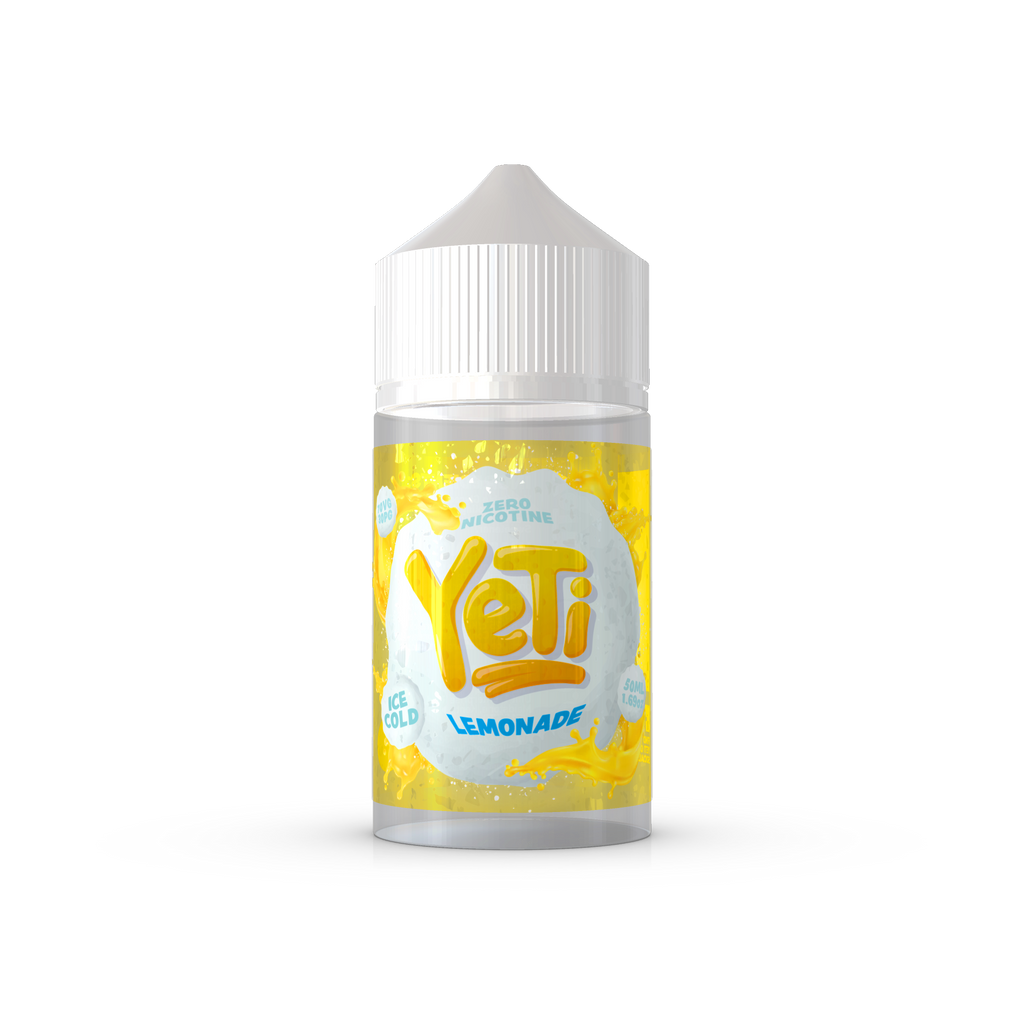 Yeti Fruit Ice Shortfill - Lemonade Ice