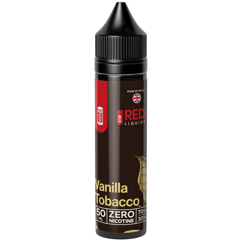 RED Tobacco Shortfill - Vanilla