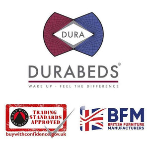 Dura Beds Posture Care 1000 Mattress - Springer Interiors