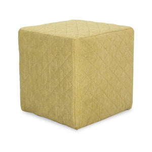 Hampshire Cube Footstool - Springer Interiors