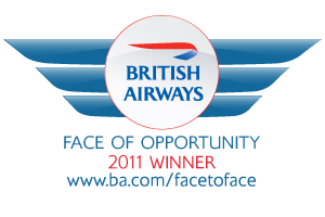 British Airways Face to Face Winner