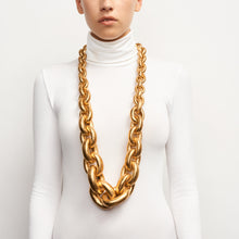 Load image into Gallery viewer, Long gold chain necklace Monies Shanghai