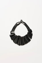 Load image into Gallery viewer, Necklace in black kamagong wood