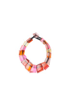 Load image into Gallery viewer, Necklace in coloured resin