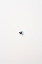 Load image into Gallery viewer, Lucca ring in polyester and leather