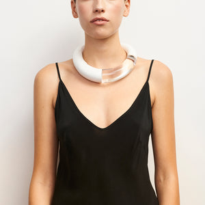 Sanremo necklace in polyester