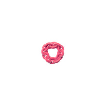 Load image into Gallery viewer, Bracelet in pink polyester