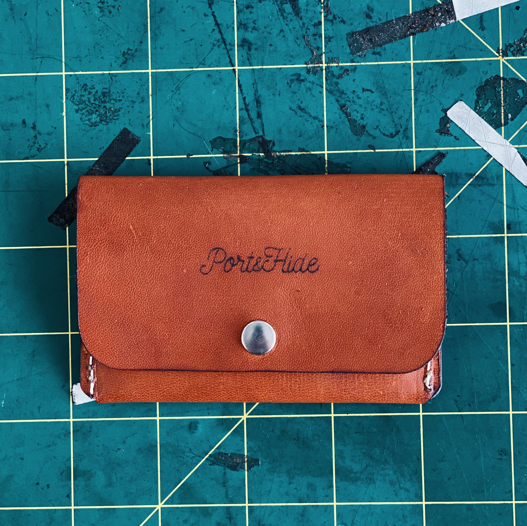 Card Wallet - Single Pocket