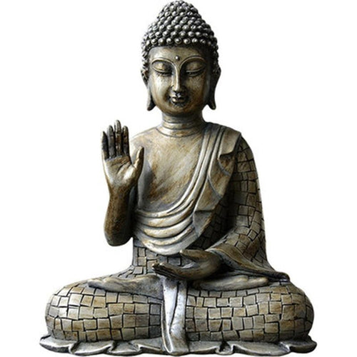 Limited Edition Fearless Buddha Statue - The Buddha Shoppe