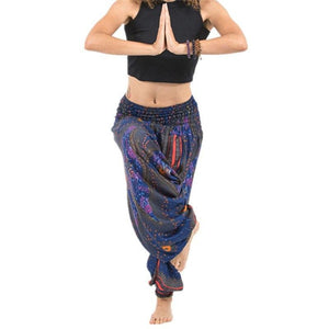 Thai Harem Yoga Pants - The Buddha Shoppe