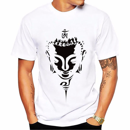 Enlighten Me Buddha Graphic Tee - The Buddha Shoppe