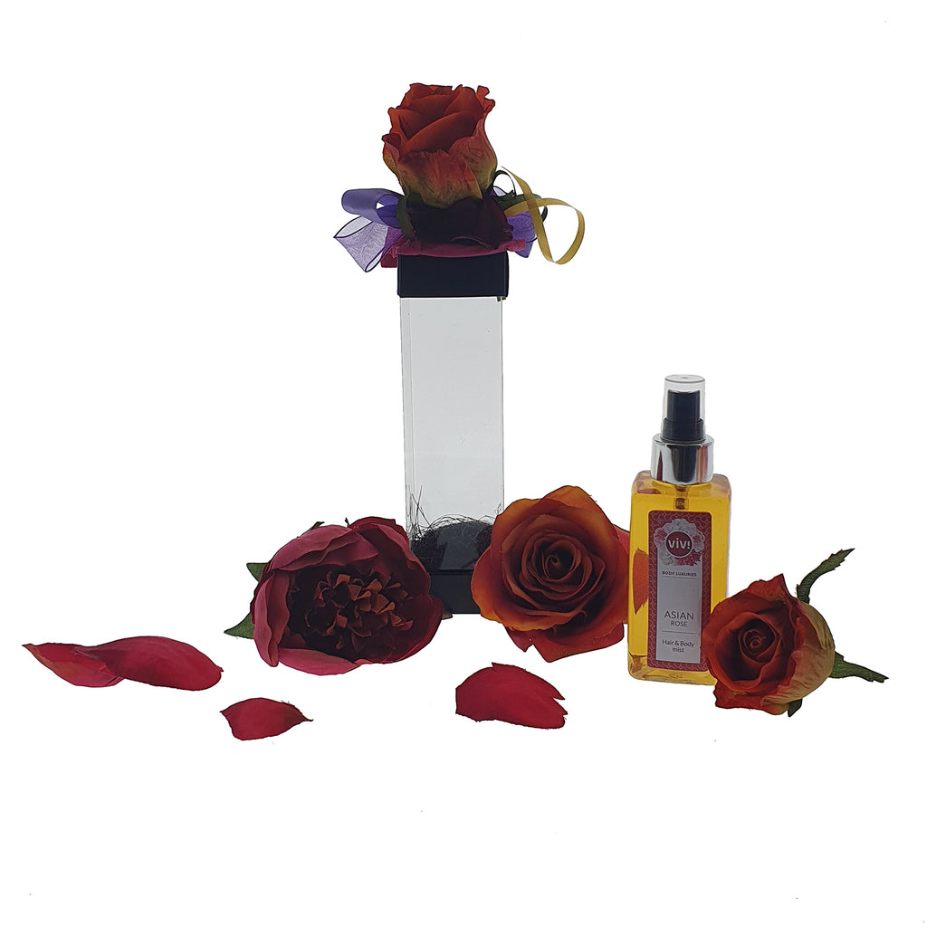 Viv! Body Luxuries - Asian Rose - Hair- and bodymist