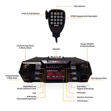 Load image into Gallery viewer, BTECH Mobile GMRS-50X1 50 Watt GMRS Two-Way Radio, GMRS Repeater Capable, with Dual Band Scanning Receiver (136-174.99MHz (VHF) 400-520.99MHz (UHF)) - SHTFSTOCKPILE.COM