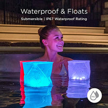 Load image into Gallery viewer, LuminAID PackLite Spectra USB Solar Inflatable Color Changing Waterproof Light - SHTFSTOCKPILE.COM