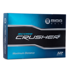 Score Crusher Golf Balls - 1 Dozen