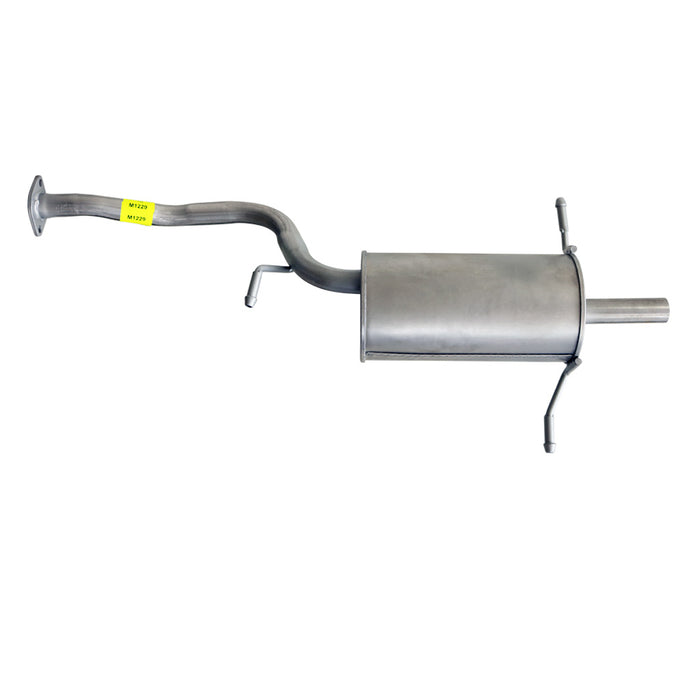 Subaru Impreza 1.6, 1.8, 2L 4WD Sed Wag Hatch - Replacement Exhaust Rear Muffler
