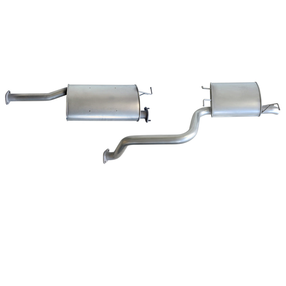 Ford Territory SX SY 6cyl 4L 2WD 4WD Wagon - Replacement Cat Back Exhaust