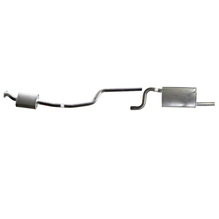 Ford Falcon AU 6cyl 4L Ute (Factory LPG Only) - Replacement Cat Back Exhaust