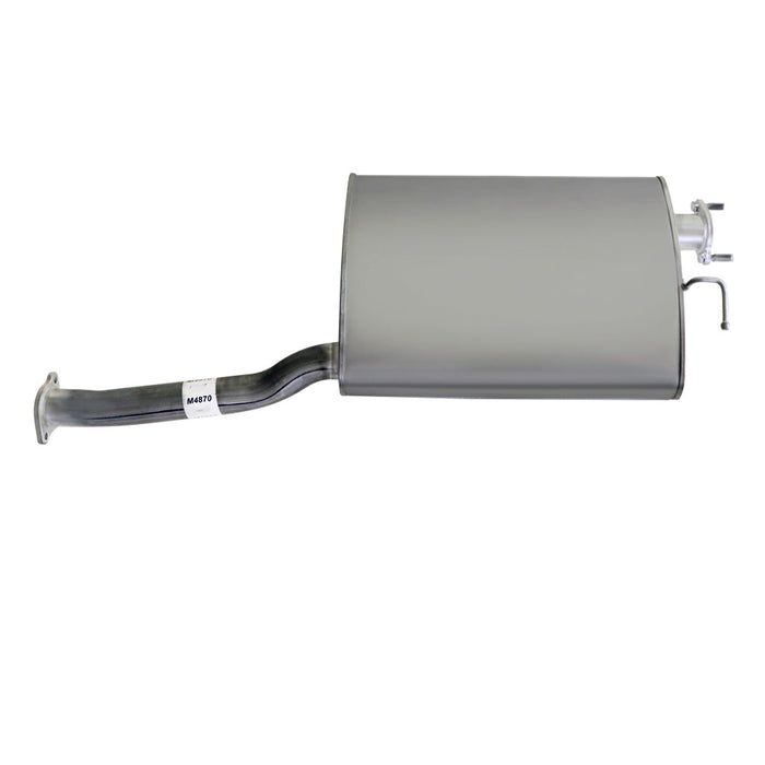 Ford Falcon BA BF 6cyl XT 4L Wagon - Replacement Exhaust Front Muffler