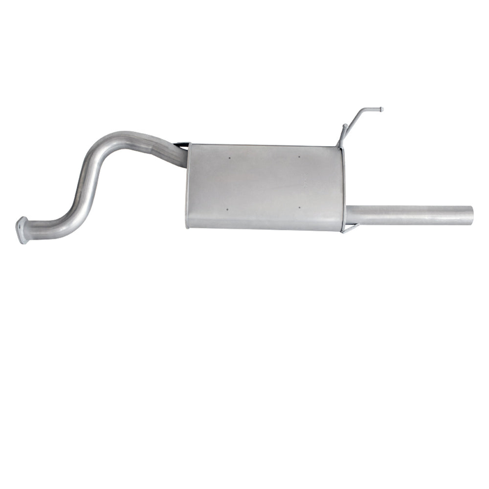 Ford Falcon BA BF 6cyl 4L Ute (Single Fuel LPG) - Replacement Exhaust Rear Muffler