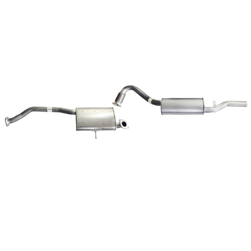 Holden Commodore VN VP VR V6 Sedan (Solid Axle) - Replacement Cat Back Exhaust