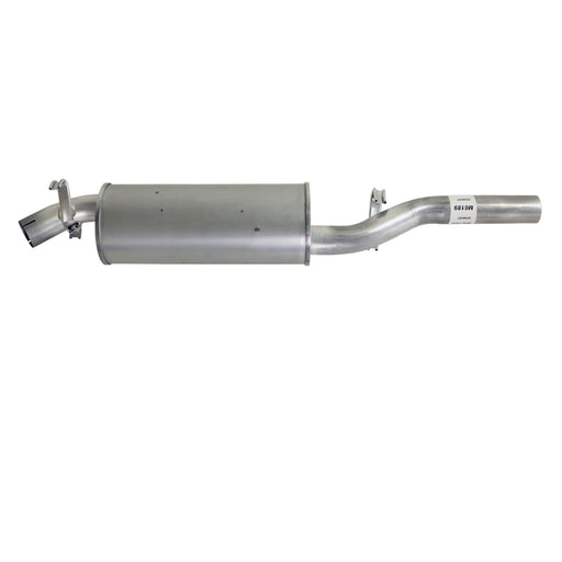 Holden Commodore VP VR VS V6 (IRS Only) - Replacement Exhaust Rear Muffler