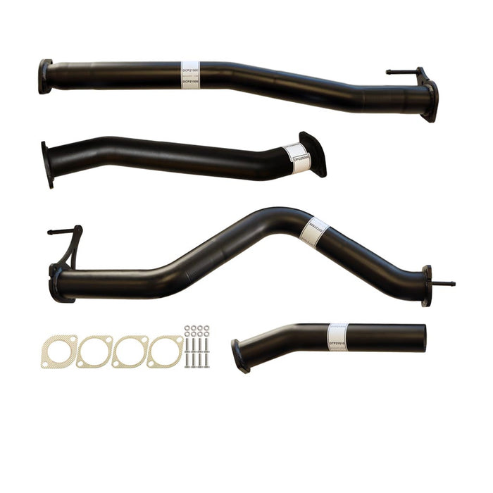 Mercedes Benz X-Class X250D 470 2.3L Ute 3 inch DPF Back Exhaust With Pipe Only