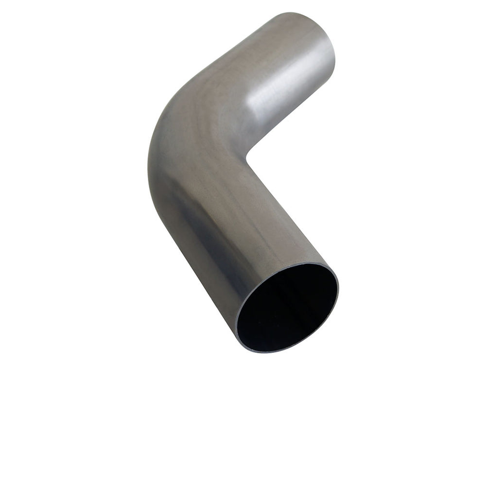 "3"" Mandrel Bend Exhaust Pipe 76mm - 60 Degree - Mild Steel"