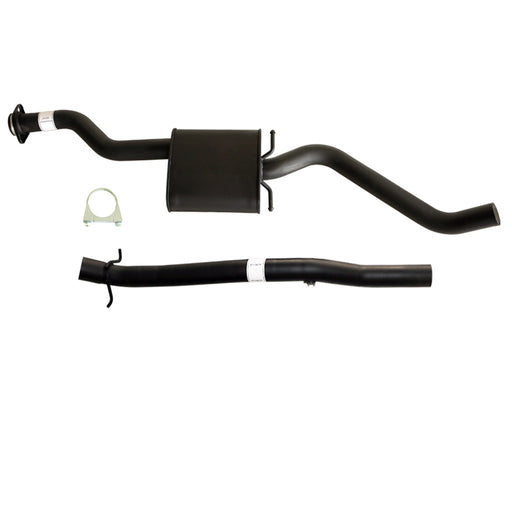 Holden Commodore VS V6 Sedan IRS 2.5 inch Catback System With Rear Tailpipe