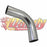 Exhaust Pipe Mandrel Bend 3.5 Inch 90 Degree 89Mm 304 Stainless Steel - DandyExhaust