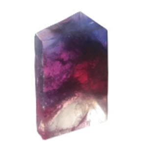 Crystal Soap: Tanzanite