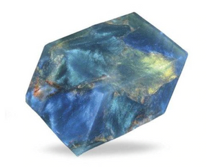Crystal Soap: Labradorite