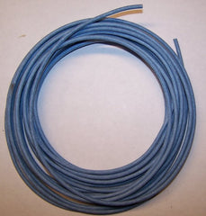 16 gauge Cloth Covered Primary Wire--Blue