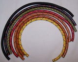 7mm Cloth Covered Spark Plug Wire 5 feet