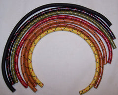 7mm Cloth Covered Spark Plug Wire 25 feet