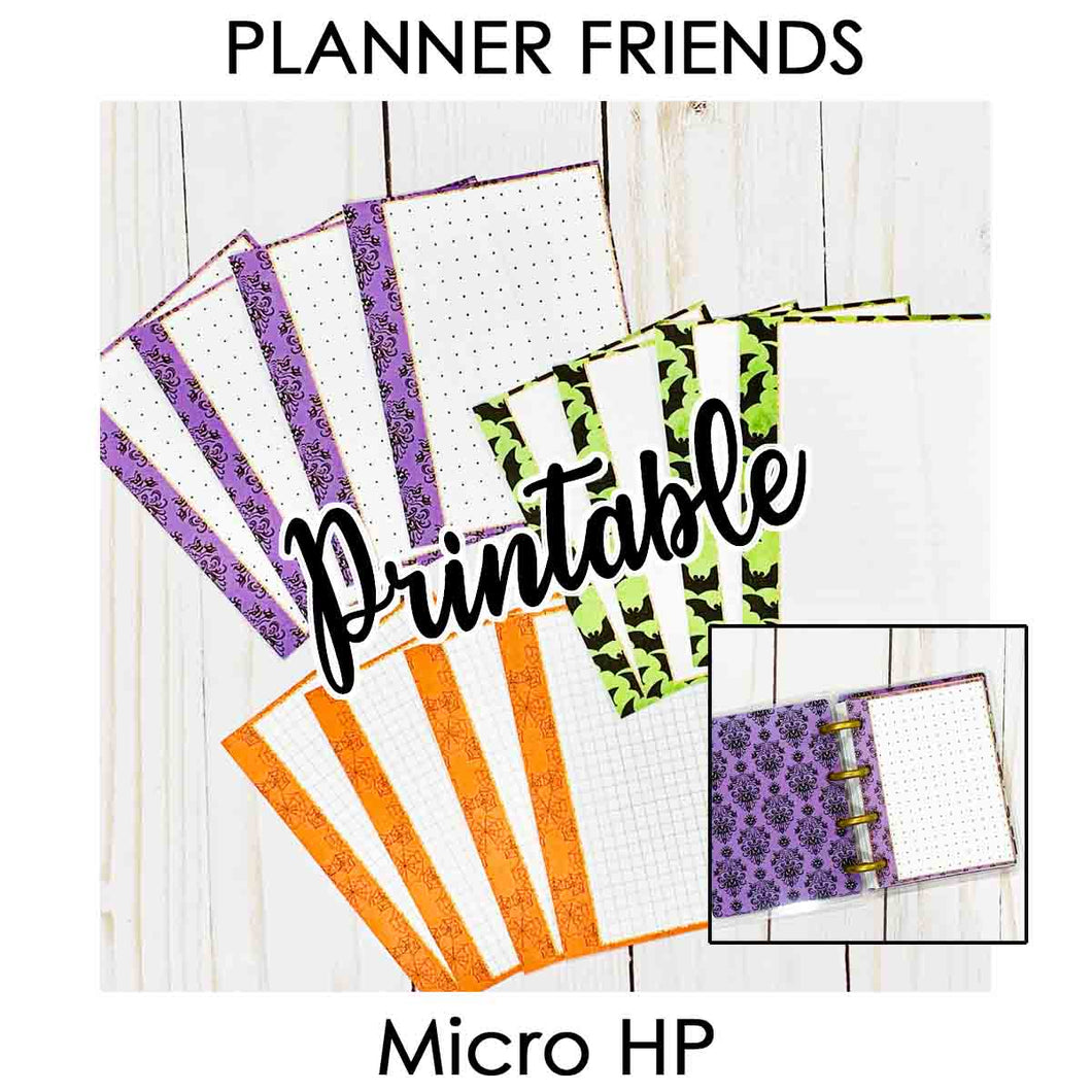 HP NOTES MICRO Digital Printable