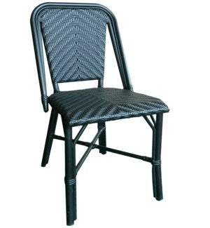 BBCBC - Modern Black Café Bistro Chair