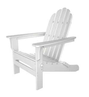 Awesome Folding White Wood Color Adirondack Chair Size 38H X 28 X 28 Beatyapartments Chair Design Images Beatyapartmentscom