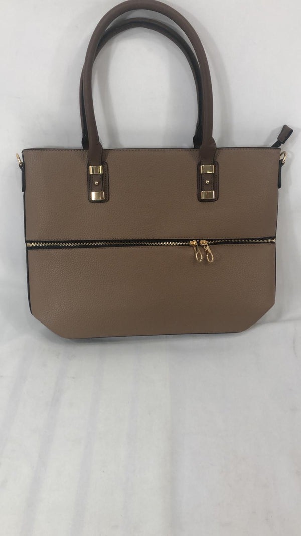 Light Brown Hand Bag